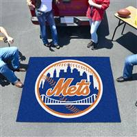 "New York Mets Tailgating Mat 60""x72"""