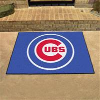 "Chicago Cubs Allstar Rug 34""x45"""