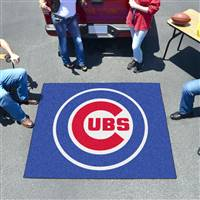 "Chicago Cubs Tailgating Mat 60""x72"""