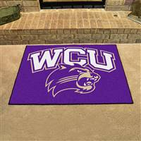 "Western Carolina (WCU) Catamounts All-Star Rug 34""x45"""