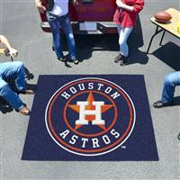 "Houston Astros Tailgating Mat 60""x72"""