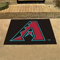"Arizona Diamondbacks Allstar Rug 34""x45"""