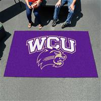 "Western Carolina (WCU) Catamounts Tailgating Ulti-Mat 60""x96"""