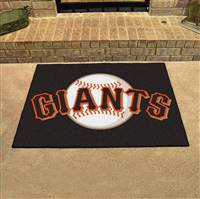 "San Francisco Giants Allstar Rug 34""x45"""