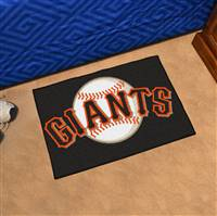 "San Francisco Giants Starter Rug 20""x30"""