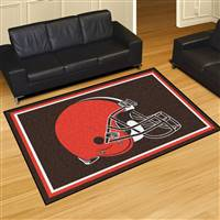 "Cleveland Browns 5x8 Area Rug 60""x92"""