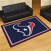 "Houston Texans 5x8 Area Rug 60""x92"""