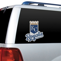 Kansas City Royals Diecut Window Film