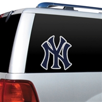 New York Yankees Diecut Window Film