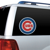 Chicago Cubs Diecut Window Film