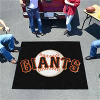 "San Francisco Giants Tailgating Mat 60""x72"""