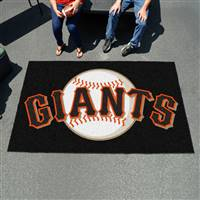 "San Francisco Giants Ulti-Mat Tailgating Mat 60""x96"""