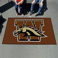 "Western Michigan University Ulti-Mat 59.5""x94.5"""
