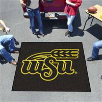 "Wichita State Shockers Tailgater Rug 60""x72"""