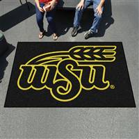 "Wichita State Shockers Tailgating Ulti-Mat 60""x96"""