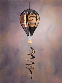 Purdue Boilermakers Hot Air Balloon Spinner