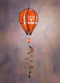 Texas Longhorns Hot Air Balloon Spinner