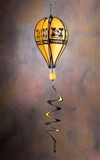 Missouri Tigers Hot Air Balloon Spinner