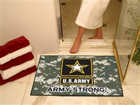 "U.S. Army All-Star Rug 34""x45"""