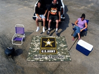 "U.S. Army Tailgater Rug 60""x72"""