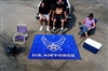 "U.S. Air Force Tailgater Rug 60""x72"""