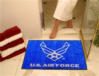 "U.S. Air Force All-Star Rug 34""x45"""