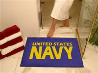 "U.S. Navy All-Star Rug 34""x45"""