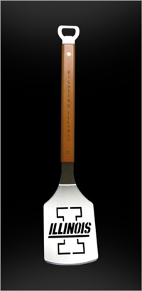 Sportula Illinois Fighting Illini Grill Spatula