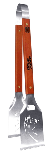 Sportula Carolina Panthers Grill-A-Tongs