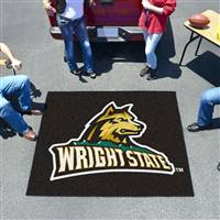 "Wright State Raiders Tailgater Rug 60""x72"""