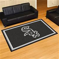 "Chicago White Sox 5x8 Area Rug 60""x92"""