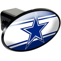 Dallas Cowboys Trailer Hitch Cover