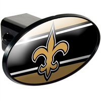 New Orleans Saints Trailer Hitch Cover