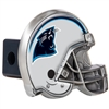 Carolina Panthers Metal Helmet Trailer Hitch Cover