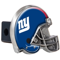 New York Giants Metal Helmet Trailer Hitch Cover