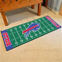 "Buffalo Bills Runner Mat 30""x72"""