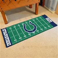 "NFL - Indianapolis Colts Football Field Runner 30""x72"""