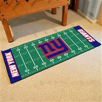 "New York Giants Runner Mat 30""x72"""