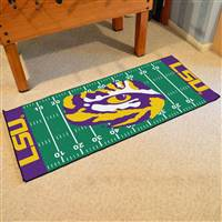 "Louisiana State LSU Tigers Runner Mat 30""x72"""