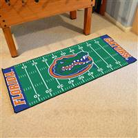 "Florida Gators Football Field Runner Mat 30""x72"""