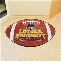 "Loyola University Chicago Football Mat 20.5""x32.5"""