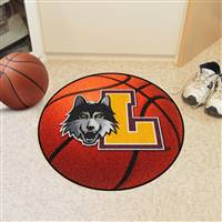 "Loyola University Chicago Basketball Mat 27"" diameter"