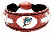 Miami Dolphins Bracelet Classic Football