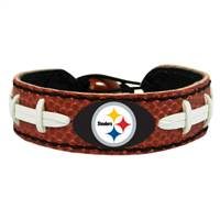 Pittsburgh Steelers Bracelet Classic Football