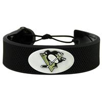 Pittsburgh Penguins Bracelet Classic Hockey