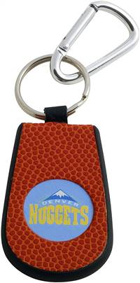 Denver Nuggets Keychain Classic Basketball