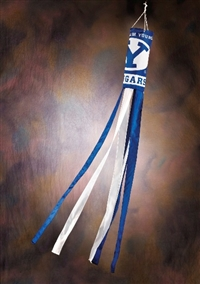 Brigham Young Cougars Wind Sock