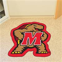 "University of Maryland Mascot Mat 30"" x 30"""