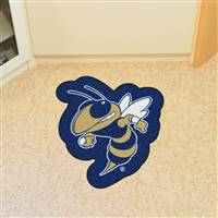 "Georgia Tech Mascot Mat 30"" x 40"""
