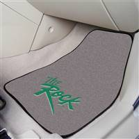"Slippery Rock University 2-piece Carpeted Car Mats 18""x27"""